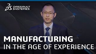 From industrial software to intelligent manufacturing - Dassault Systèmes