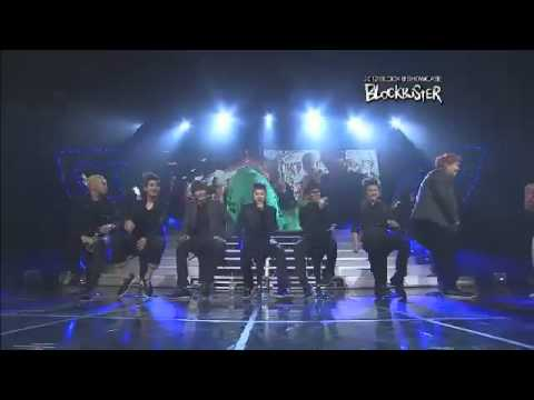 [121017] BLOCK B ON AIR - Blockbuster (FULL)