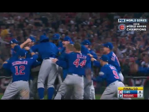 World Series Game 7 Highlights | Chicago Cubs End Curse, Win World Series