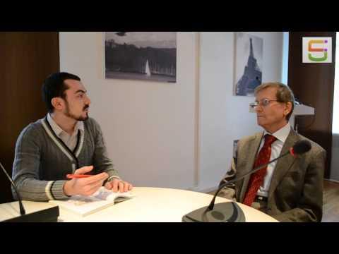 Интервью с переводчиком МИД В.М. Лакеевым