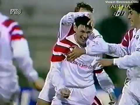 СПАРТАК - Динамо (Москва, Россия) 3:1, Чемпионат России - 1996