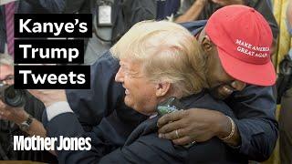 Fox News Giddy Over Kanye West Tweets