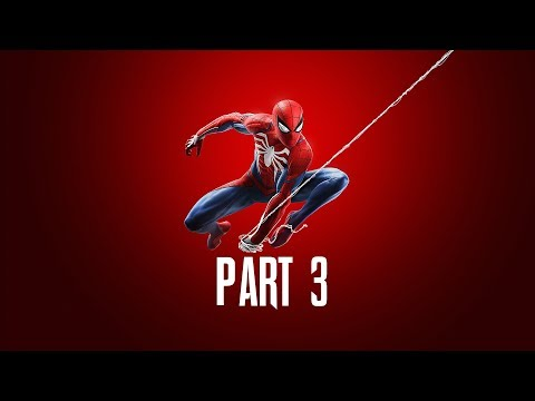 SPIDER-MAN PS4 Playing Mary Jane Gameplay Walkthrough Part 3