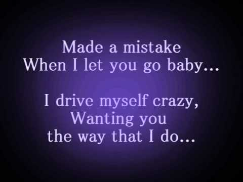 N'Sync - Drive Myself Crazy with Lyrics