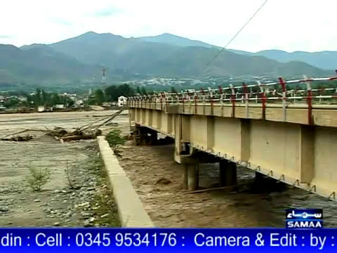 Swat  Flood Report 30-07-2012 video