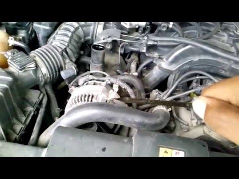 Cambio De Aceite Ford Explorer (2002 al 2005)