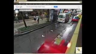 How to enable Google Street View in Bangkok, Thailand