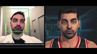 Escanea tu rostro y juega contigo mismo en NBA 2K 15
