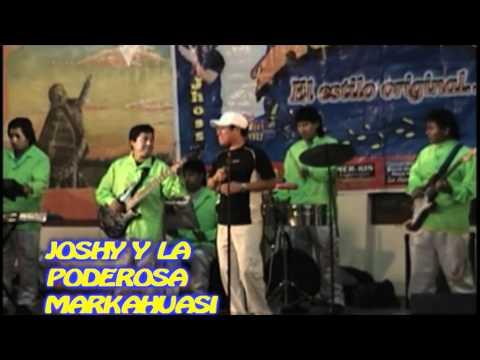 Jhosy Y La Poderosa Markahuasi - Duele.