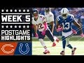 Bears vs. Colts | NFL Week 5 Game Highlights MP3