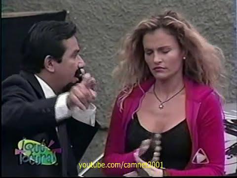 ¡Que Locura! El Inspector Rodriguez (Aura Cristina Geithner)
