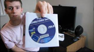 ASUS U3S6 USB3.0 SATA 6.0Gb/s PCIe 4x Expansion Card Unboxing & First Look Linus Tech Tips
