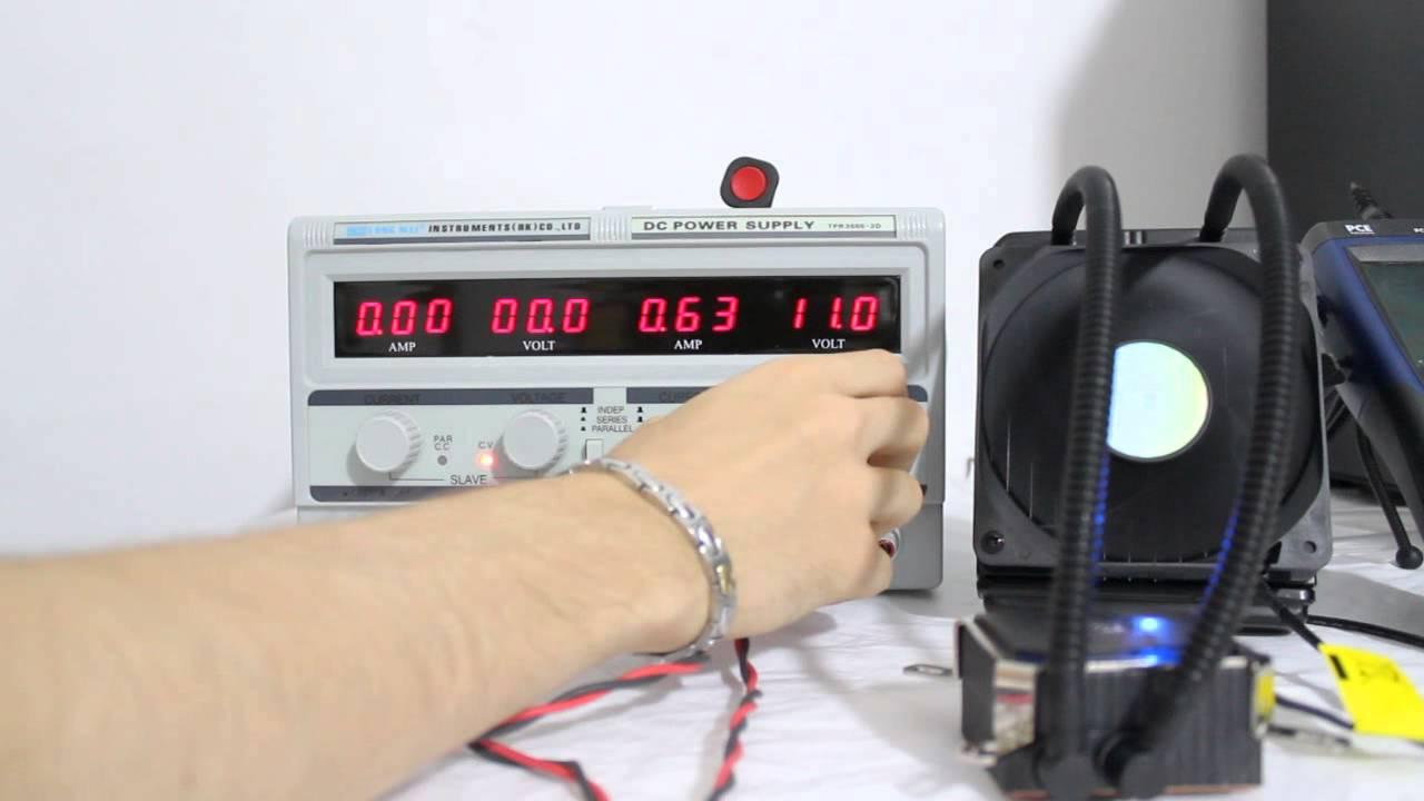 Cooler Master Seidon 120v