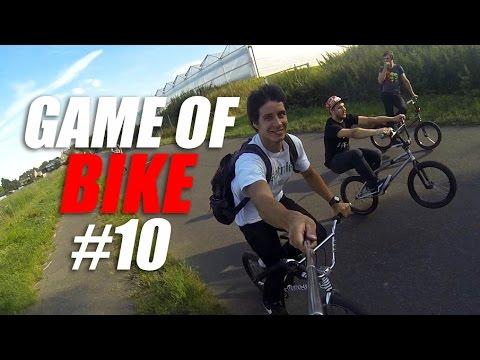 Game of BIKE #10 - Немцы против Русских