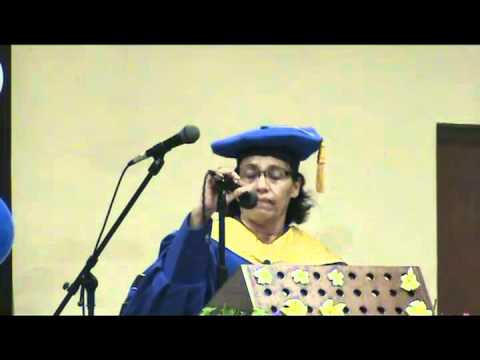 College of the Marshall Islands Commencement 2011 part 2.mp4