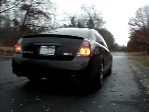 Nissan Altima SER borla #2