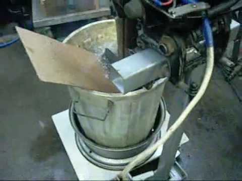 Mercury Outboard 7.5Hp Scrap Find - Test Run