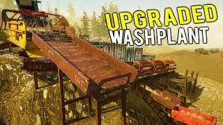 THE UPGRADED TIER 3 SETUP WITH EXTENSIONS! Maximum Gold Now! - Gold Rush Full Release Gameplay