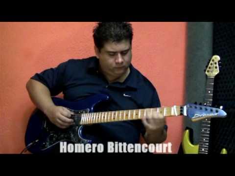 Greg Howe - Sunny - Homero Bittencourt&Adilson Santos