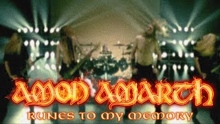 Watch Amon Amarth Runes To My Memory video