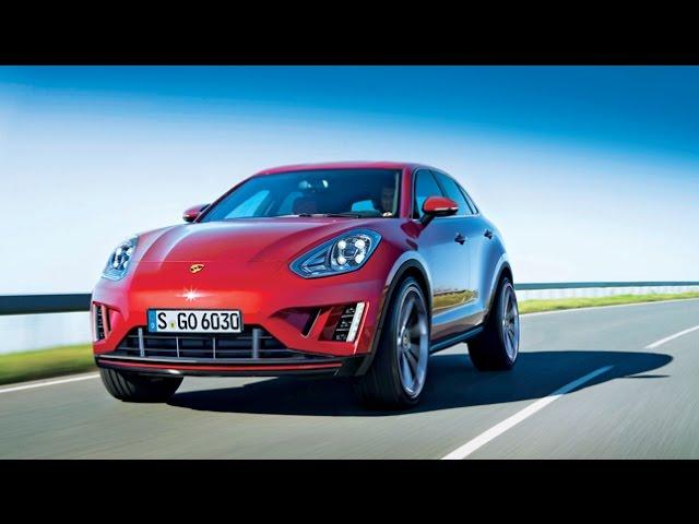 "Insider - Porsche ""Macan Junior"" (2020) - YouTube"