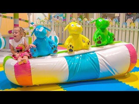 Лучшие детские площадки и развлечения для детей