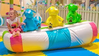 Funny Outdoor and Indoor Playground for kids and children's entertainment