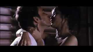 Hot Nandana Sen Kissing scene in The Forest