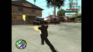GTA SA - Weapon Mod - Colt 1911 By Mad Driver