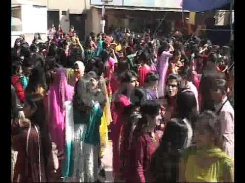 Annual Meena Bazar Punjab College Of Science For Women Pkg By Amira Abrar City42