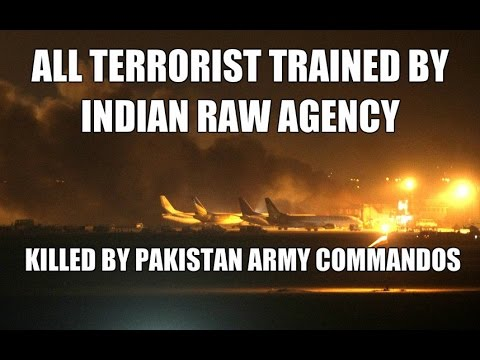 Pakistan SSG Commandos Action Are More Than Hollywood Movies, Passengers Tweets From Karachi Airport