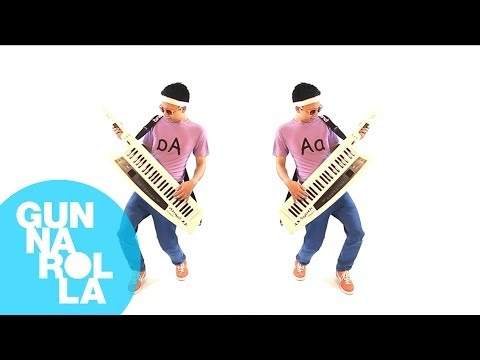 7 Songs You Might Know On Keytar � - Roland AX-SYNTH
