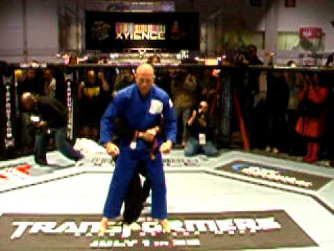 GSP shows off karate at fighter workouts Image 1