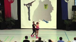 Elisabeth Horsch & Johannes Horsch - LM Baden-Württemberg & Hessen 2015