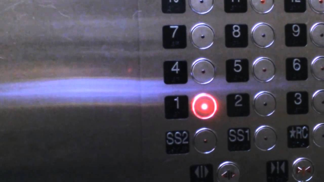 [Inside a falling elevator] Video