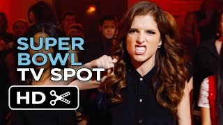 Video clip Pitch Perfect 2 Official Super Bowl TV Spot (2015) - Anna Kendrick, Rebel Wilson Movie HD