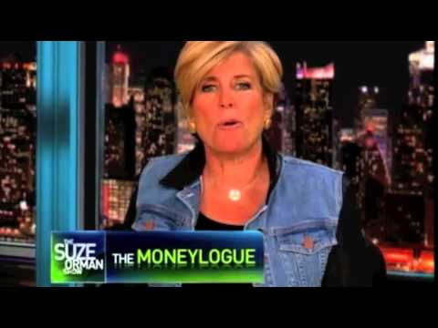 Suze Orman makes the case for marriage equality