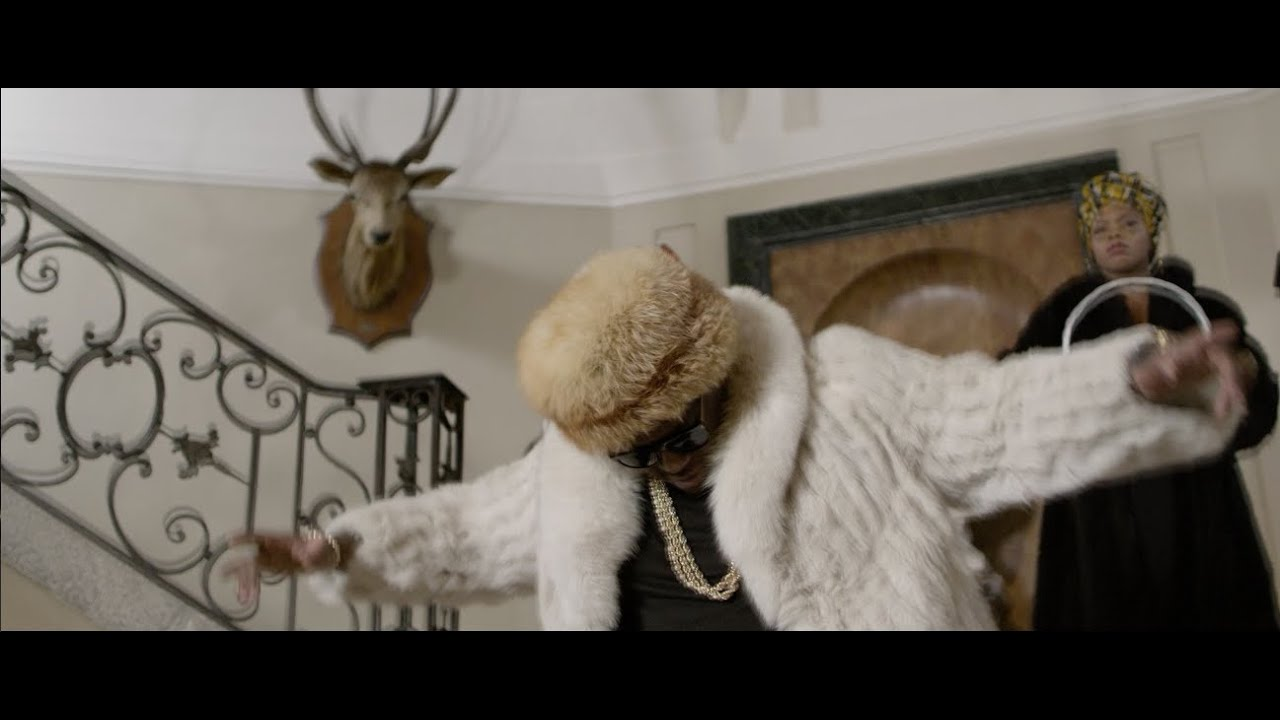 Poison Mobutu - Roi Du Za�re [Clip Officiel] (2015) - YouTube