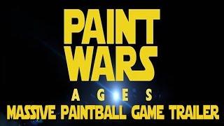 EPIC PAINT WARS BIG GAME TRAILER