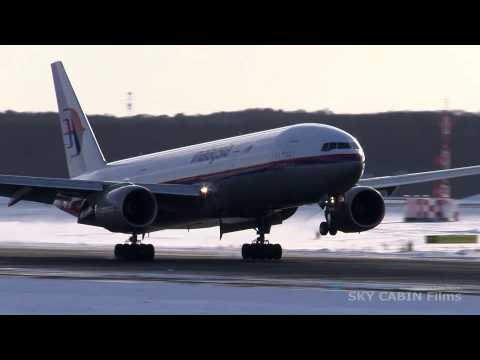 """""""Come back!!!"""" Malaysia Airlines(MAS) Boeing777-200ER 9M-MRO"""
