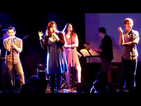 NewMusicalTheatre.com Launch Concert - The Ballad of Sara Berry by Ryan Scott Oliver