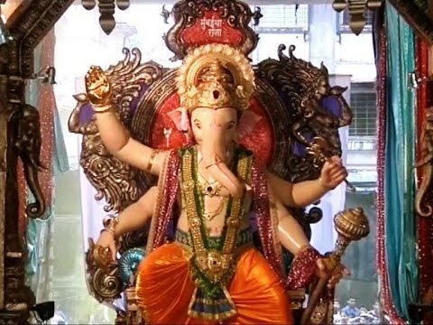 LIVE:Ganpati Visarjan from Pune and Mumbai