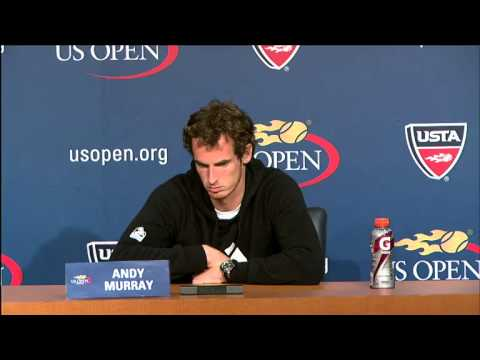 Andy Murray Reaches US Open Final, Meets Sean Connery
