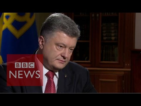 Poroshenko: Kiev 'must be ready for attack'  - BBC News