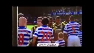 Anton Ferdinand refuses handshake from John Terry and Ashley Cole