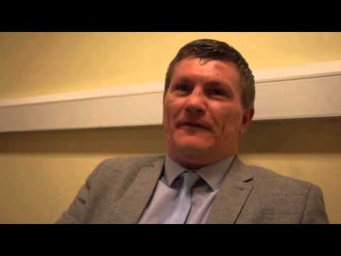 RICKY HATTON TALKS FRAMPTON-QUIGG, BROOK-KHAN & ANDY LEE v PETER QUILLIN