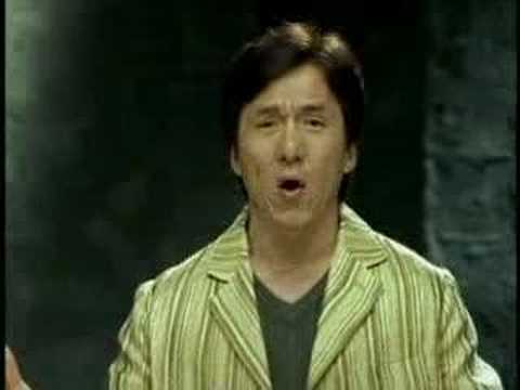 Jackie Chan - I'll Make a Man Out of You (Cantonese) Music Videos
