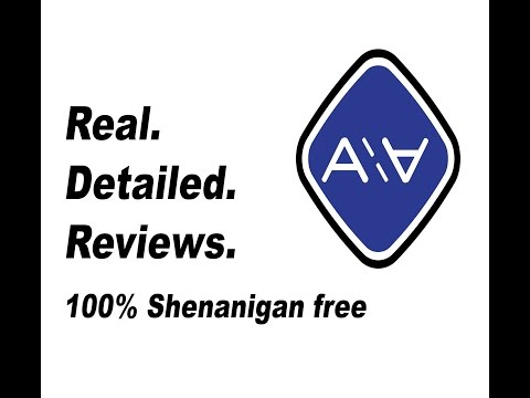 Real. Detailed. Reviews. That's all we do.