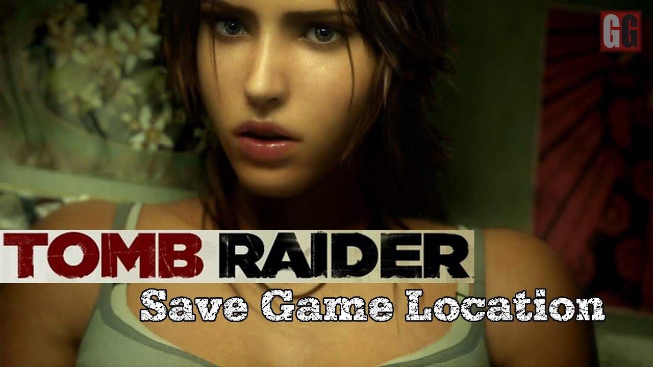 Где находятся сохранения для tomb raider 2013