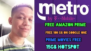 How to get Metro by T-Mobiles new plan | $60 unlimited with  Amazon Prime free and much more!